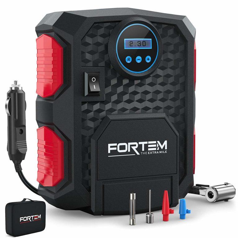 Fortem 12V DC Portable Air Pump