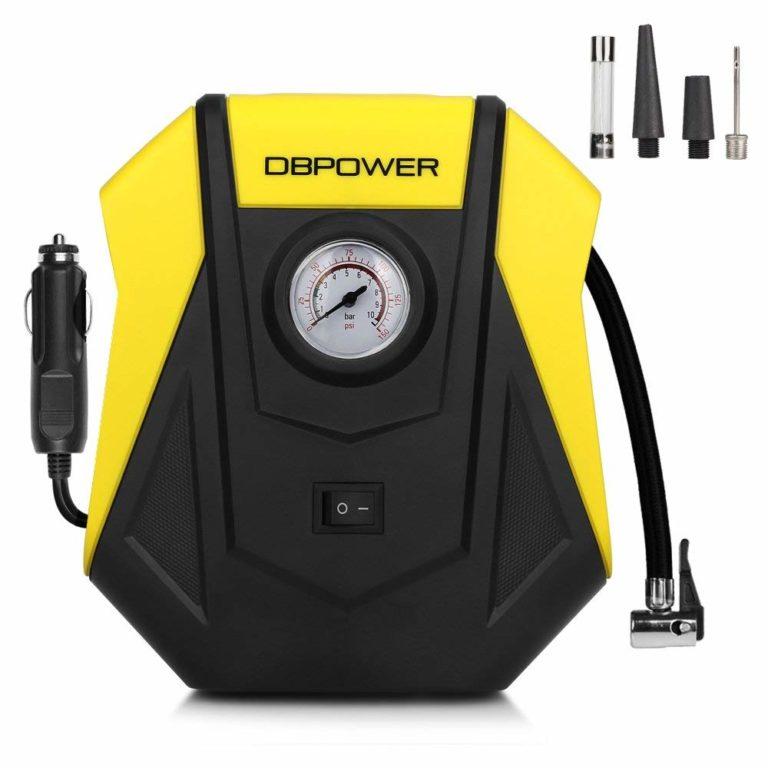 DBPower 12V DC Portable Air Pump