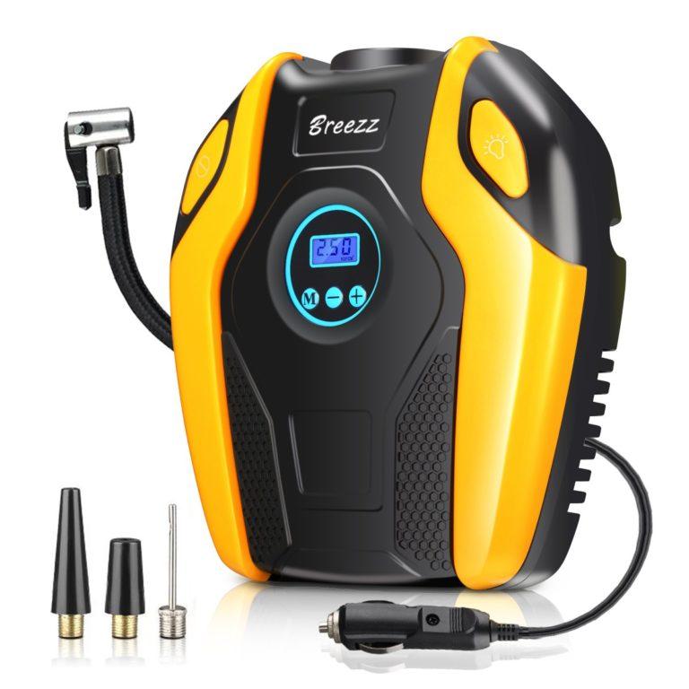 Breezz 12V DC Portable Air Pump
