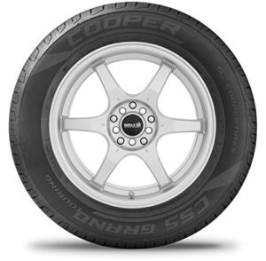 Cooper CS5 Grand Touring Radial Tire Review Top