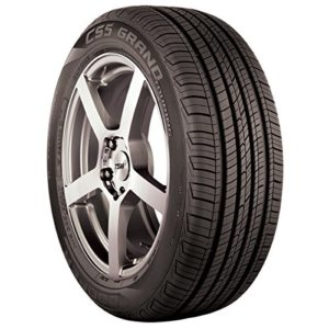 Cooper CS5 Grand Touring Radial Tire Review Side