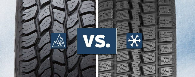 All Season Tires VS. Winter Tires – Comparison