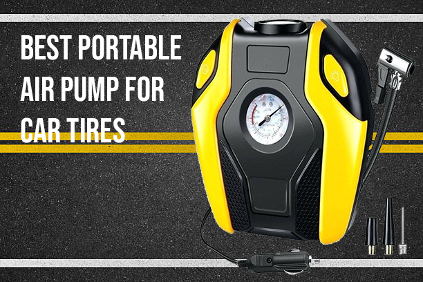 Falken Tires Review >> Buying Guide & Reviews Top 10 Best Portable Air Pump For ...