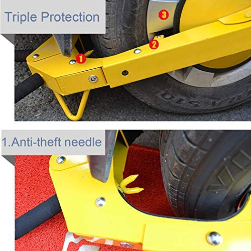 What Makes The Best Wheel Lock?