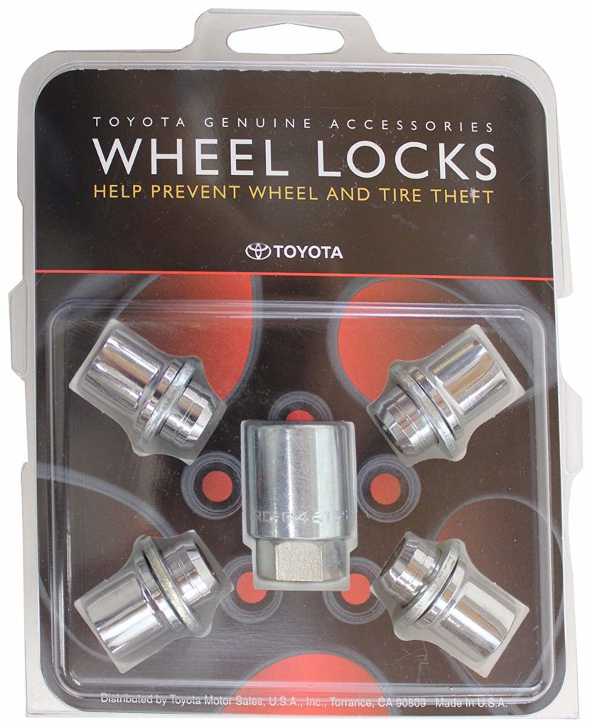 Toyota Genuine Wheel Lock 00276-00900