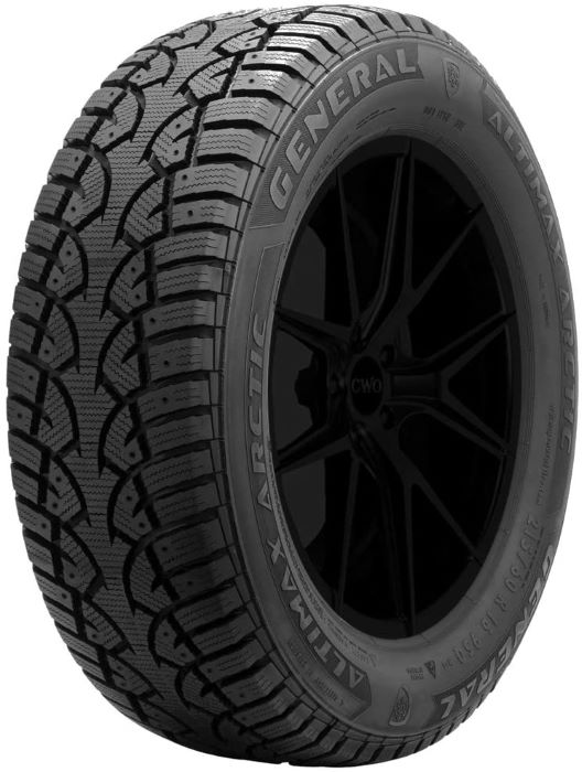 General Altimax Arctic 12 Studdable Snow Tire