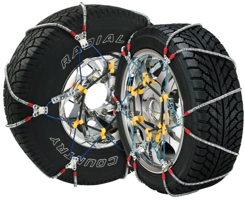 Security Chain Company SZ143 Super Z6 Cable Tire Chain