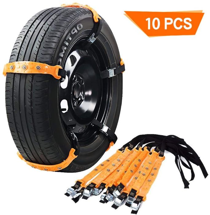VeMee Snow Chains for Car