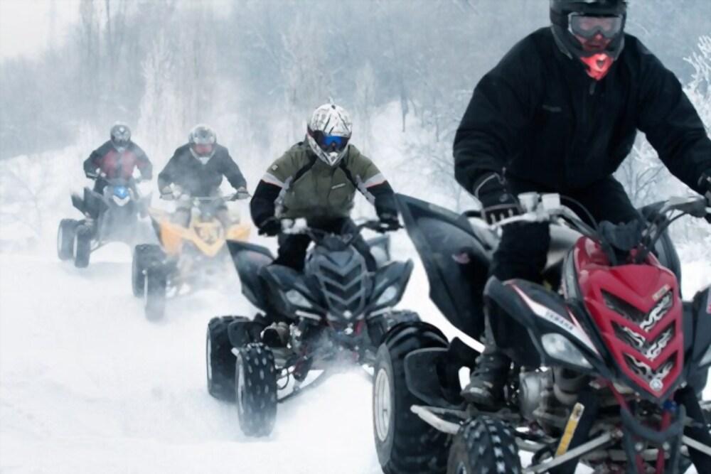 ATV tires by season