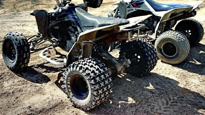 What to look for in an ATV tire