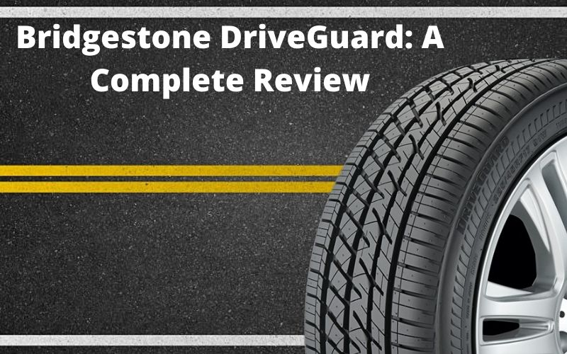 Bridgestone DriveGuard Header