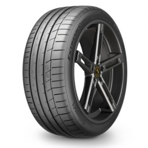 Continental ExtremeContact Sport Performance Radial Tire